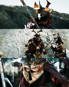 Peter Jackson's LotR - Easterlings
