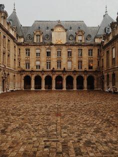 University in Paris / photo by Brandon Babcock