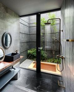 [New] The 10 Best Home Decor (with Pictures) - Bathroom goals Watcha think? Yay or nah? Designed by Photographed by Jin Hyosook Bad Inspiration, Bathroom Inspiration, Modern Bathroom, Small Bathroom, Eco Bathroom, Shower Bathroom, Glamorous Bathroom, Japanese Bathroom, Rental Bathroom