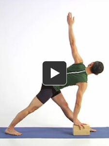 Tone your belly and keep your digestive tract moving with this twisting sequence.