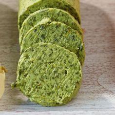 Basilikum-Zitronen-Butter | Essen und Trinken