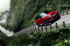 Range Rover Sport Dragon Challenge Can Take You to the Gate of Heaven