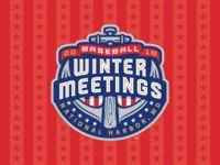 Winter Meetings Logo Suite