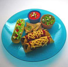 Ready Made for Immediate Shipment Enchiladas Taco by EvaLauryn