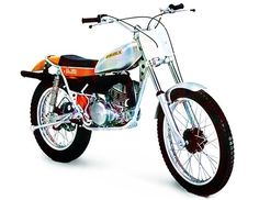 1973 RL250 Suzuki trials bike - Google Search. Remember the aluminum tanks. They always leaked.