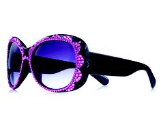 96bec3e0b2d Designer Swarovski Crystal Gleam Sunglasses - Beautiful and practical