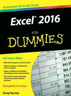Buy Excel 2016 für Dummies by Greg Harvey and Read this Book on Kobo's Free Apps. Discover Kobo's Vast Collection of Ebooks and Audiobooks Today - Over 4 Million Titles! Für Dummies, Der Computer, Beautiful Book Covers, Urdu Novels, Free Ebooks, Free Apps, Audiobooks, This Book, Reading