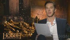 'The Hobbit' stars read 'The Ballad of Bilbo Baggins' via @CNET