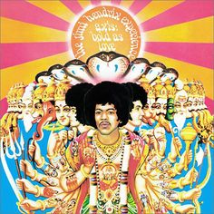 Axis bold as love - Jimi Hendrix