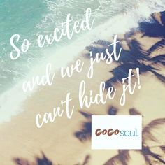 """59 Likes, 6 Comments - COCO SOUL 🌴 (@cocosoul_tanandbody) on Instagram: """"🎶So excited and we just can't hide it!🎶 Now that will be stuck in your head 😂 our new website is up…"""""""