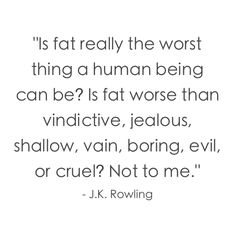 Stop fat shaming! Be happy, confident, and beautiful!