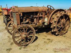 traktorrostig