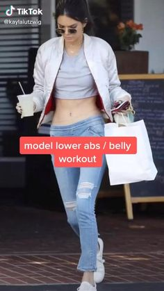 Full Body Gym Workout, Summer Body Workouts, Slim Waist Workout, Gym Workout Videos, Gym Workout For Beginners, Fitness Workout For Women, Butt Workout, Body Fitness, Model Workout