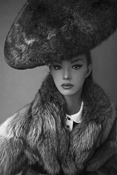 Fur hat ♥
