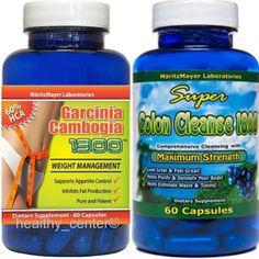 Garcinia Cambogia Extract 1000mg. & C...