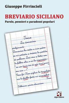 Prezzi e Sconti: #Breviario siciliano. parole pensieri e edito da Algra  ad Euro 8.50 in #Libro #Lingue dizionari enciclopedie