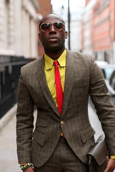 18 Popular Dressing Style Ideas for Black Men