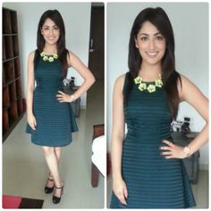 Style File: Yami Gautam at Total Siyapaa promotions | PINKVILLA