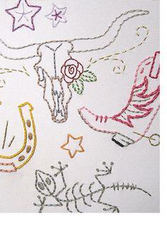 sublime stitching embroidery te koop bij Ja, Wol!