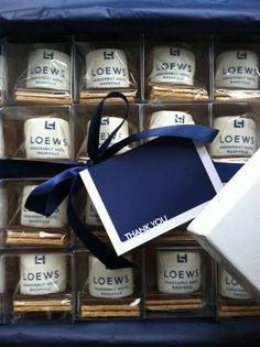 Logo s'mores kits Corporate gifts appreciation and promotional items on Etsy, $27.00