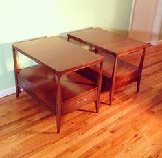 Broyhill Saga End Tables - krrb :: $460