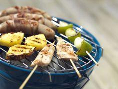 Grillskolen: De tre grillmetodene - Tid for - Sommer 2012 - MatPrat