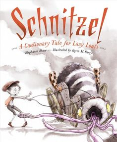 Lazy Schnitzel is apprenticed to a famous wizard, and when a salesman selling vacuum cleaners offers to help clean house, Schnitzel accepts, but finds trouble when he realizes the salesman is a vampire. Reading Slump, The Sorcerer's Apprentice, New Children's Books, Award Winning Books, Quick Reads, Retelling, Stories For Kids, Fiction Books, Book Publishing