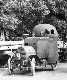 1904 Austria-Hungary / Steampunk Vehicles