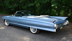 Cad Attalk 1962 Cadillac Convertible Troy Trepanier | 1962 Cadillac