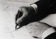 Christian Dior designing