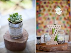 #Weddingdecor Julian en Bianca se oulike troue | Mooi Troues