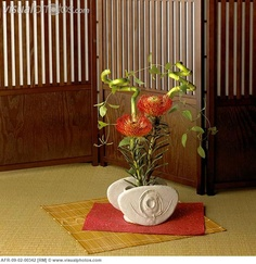 Image detail for -Japanese Flower Arrangement [AFR-09-02-00342] > Stock Photos | Royalty ...