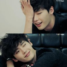 LEE JONG SUK, in ceci magz 2014.. idk why, i never get bored to see his face.. <3
