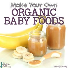 Making your own baby food is easy and economical. If you choose organic baby food ingredients, you're also protecting your baby from exposure to pesticide residues. All you need is a blender or food processor, although in many cases a fork will do the trick. Read more: http://healthychild.org/easy-steps/make-your-own-organic-baby-foods #baby #parents #health #cleaneats #organic #healthychild