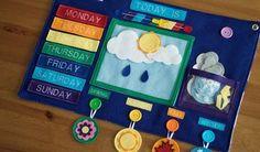 keçe ile yap?lan e?itici oyuncaklar,okul öncesi e?itici oyuncak yap?m?,renk kavram? e?itici oyuncak ...