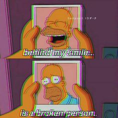 Simpson's Sad Quote You are in the right place about small deep drawing Here we offer you Simpson Wallpaper Iphone, Cartoon Wallpaper Iphone, Mood Wallpaper, Cute Disney Wallpaper, Cute Wallpaper Backgrounds, Cute Cartoon Wallpapers, Wallpaper Quotes, Heartbreak Wallpaper, Wallpaper Fofos