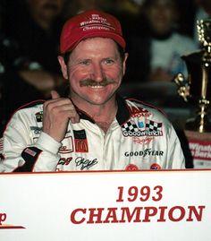 1993 Winston Cup Champion- Dale Earnhardt. RIP 2/18/02