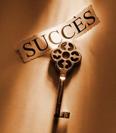 This is my Key to Success