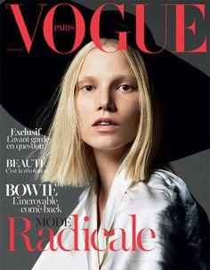 Suvi Koponen for Vogue Paris by Mert & Marcus