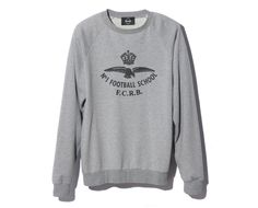 F.C.R.B. L/S CREW NECK SWEAT