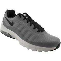 Nike Air Max Invigor SE Running Shoes - Mens Cool Grey Black Light Bone