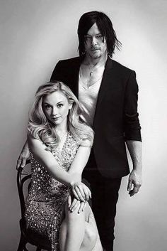 Emily and Norman
