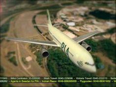 Pakistan International Airline TV Commercial Pakistan International Airlines, Tv Commercials, Travel, Viajes, Tv Ads, Trips, Tourism, Traveling