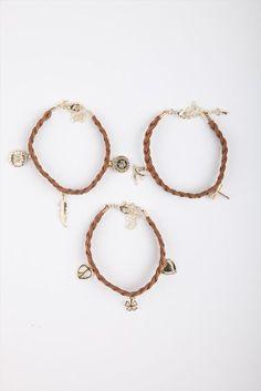 plait bracelet set
