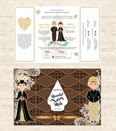 Pin by nikahgeh on undangan murah pinterest weddings javanese wedding batik stopboris Gallery