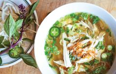 charles phan's surprisingly simple pho ga