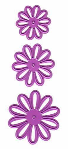 JOY CRAFTS DAISY FLOWERS DIE CUTTING & EMBOSSING STENCIL DIE*