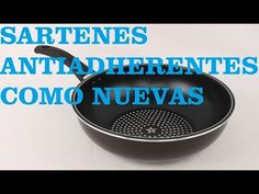 10 CONSEJOS PARA CUIDAR TUS SARTENES ANTIADHERENTES