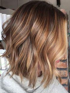 Dark Brown Hair Color Trend for 2018 Women