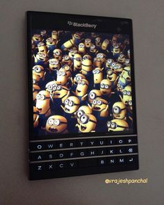 "#inst10 #ReGram @vrajeshpanchal: Minion Party  #passport #blackberrypassport #blackberryclubs #minions ...... #BlackBerryClubs #BlackBerryPhotos #BBer ....... #OldBlackBerry #NewBlackBerry ....... #BlackBerryMobile #BBMobile #BBMobileUS #BBMibleCA ....... #RIM #QWERTY #Keyboard .......  70% Off More BlackBerry: "" http://ift.tt/2otBzeO ""  .......  #Hashtag "" #BlackBerryClubs "" ......."
